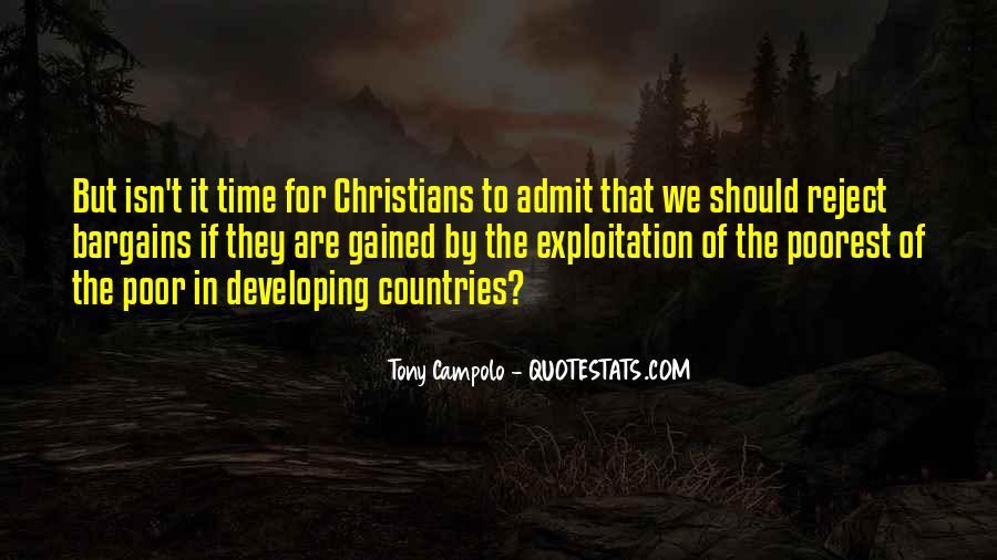 Tony Campolo Quotes #1476304