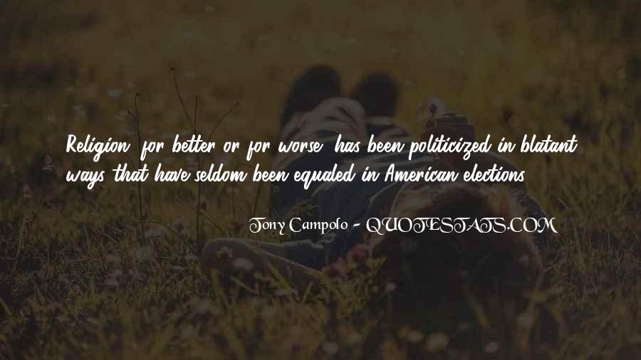 Tony Campolo Quotes #1749139