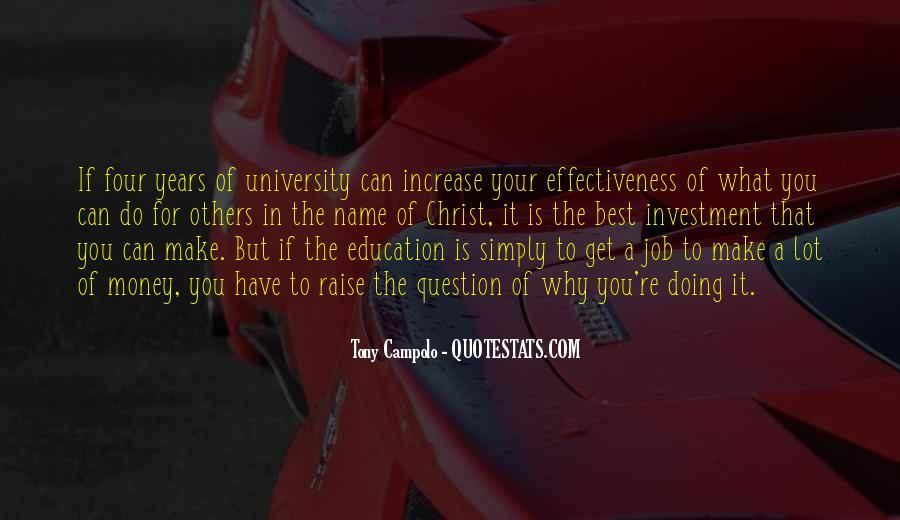 Tony Campolo Quotes #1749278