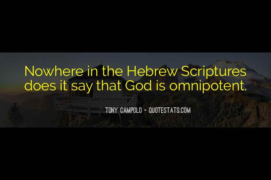 Tony Campolo Quotes #1793406