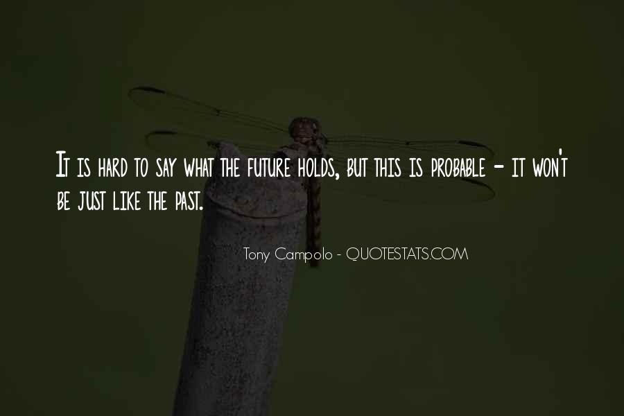 Tony Campolo Quotes #1856439
