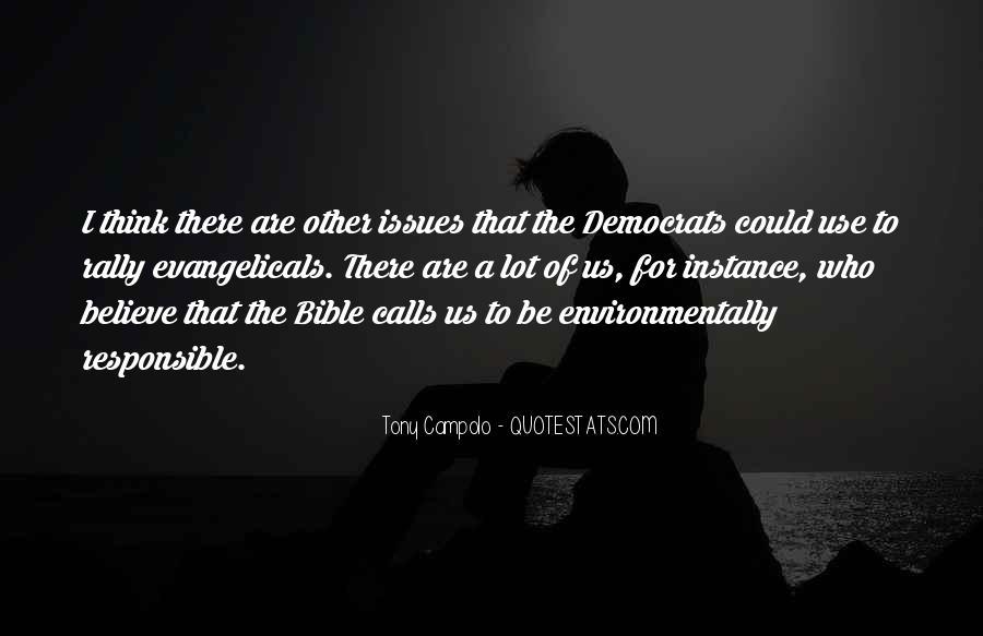 Tony Campolo Quotes #1859527