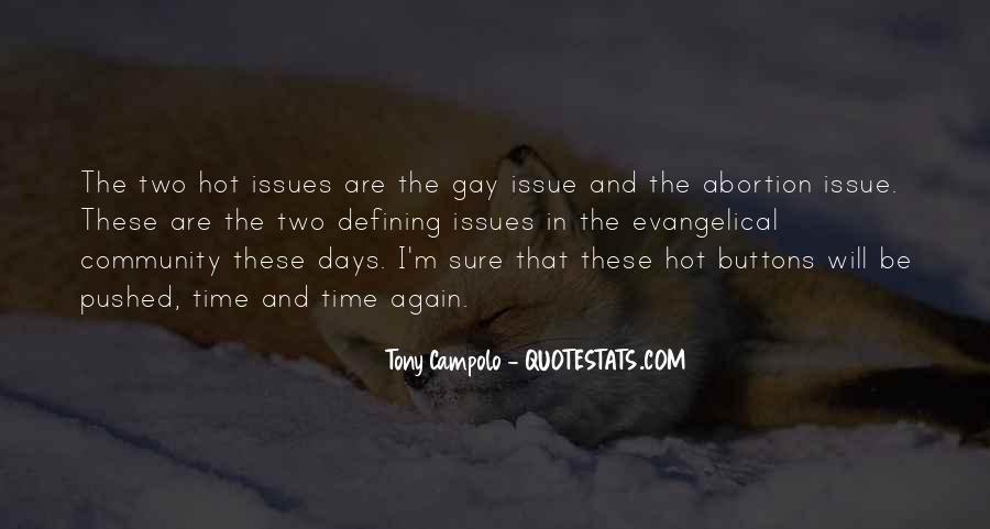 Tony Campolo Quotes #256485
