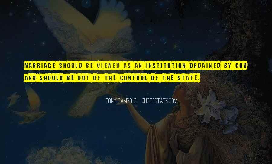 Tony Campolo Quotes #282284