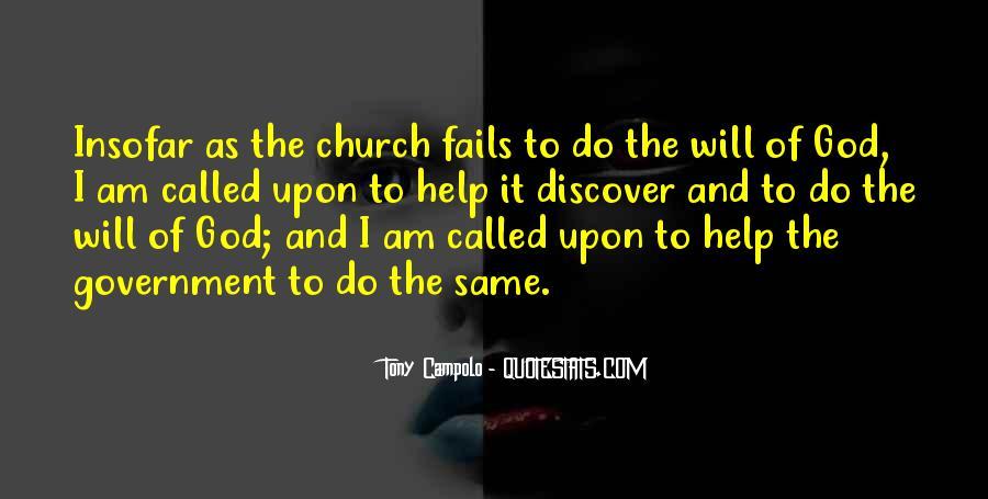 Tony Campolo Quotes #287768