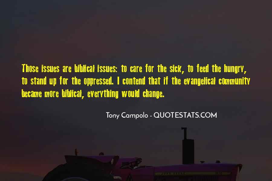 Tony Campolo Quotes #353770