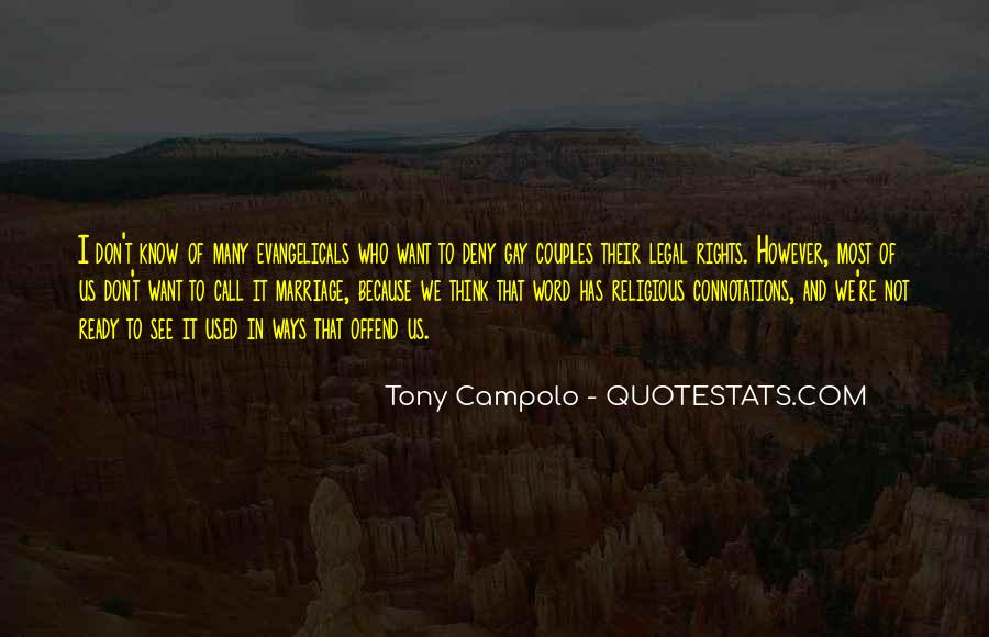 Tony Campolo Quotes #381566