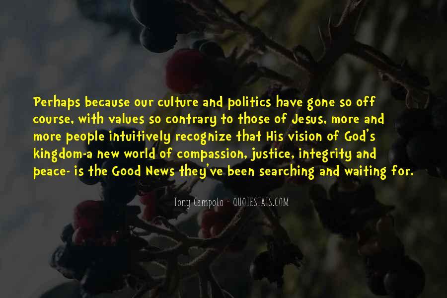 Tony Campolo Quotes #397994