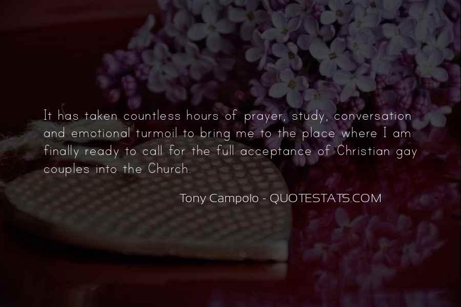 Tony Campolo Quotes #422683