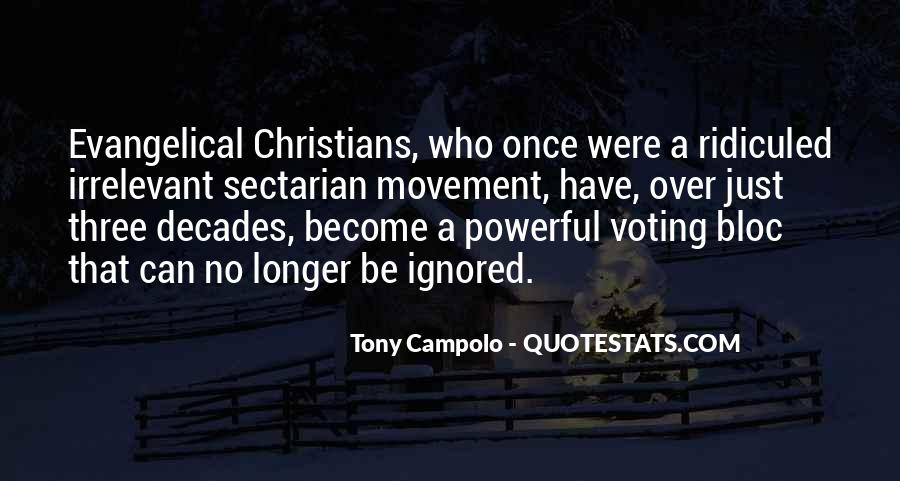 Tony Campolo Quotes #468121