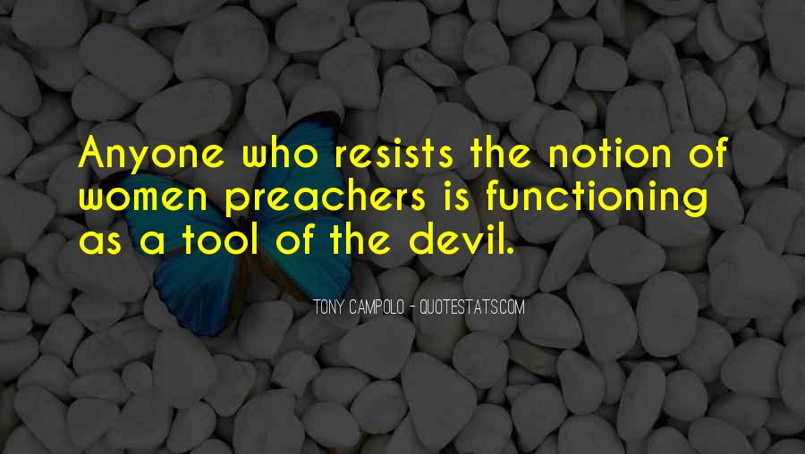 Tony Campolo Quotes #483966
