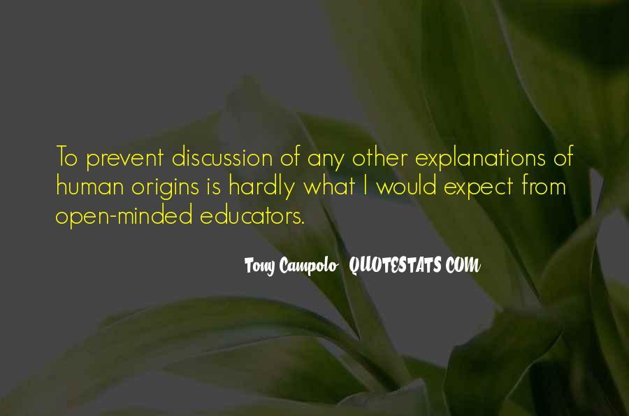 Tony Campolo Quotes #650188