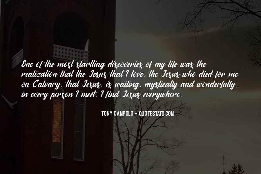 Tony Campolo Quotes #691715