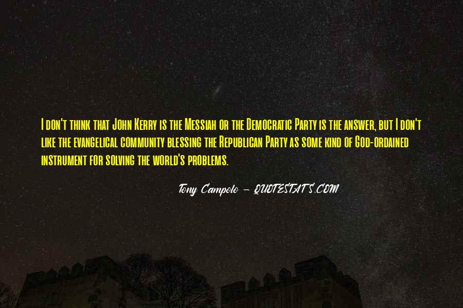 Tony Campolo Quotes #694924