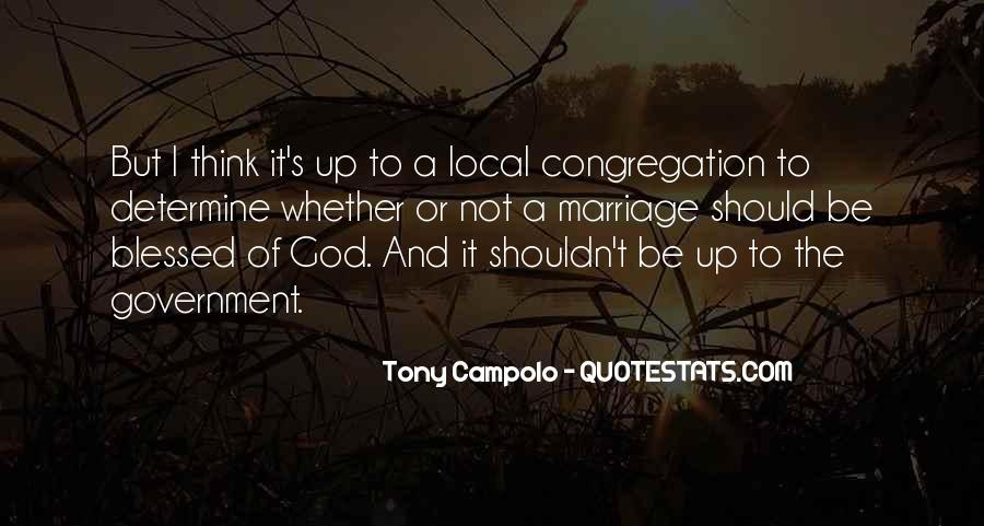 Tony Campolo Quotes #812969