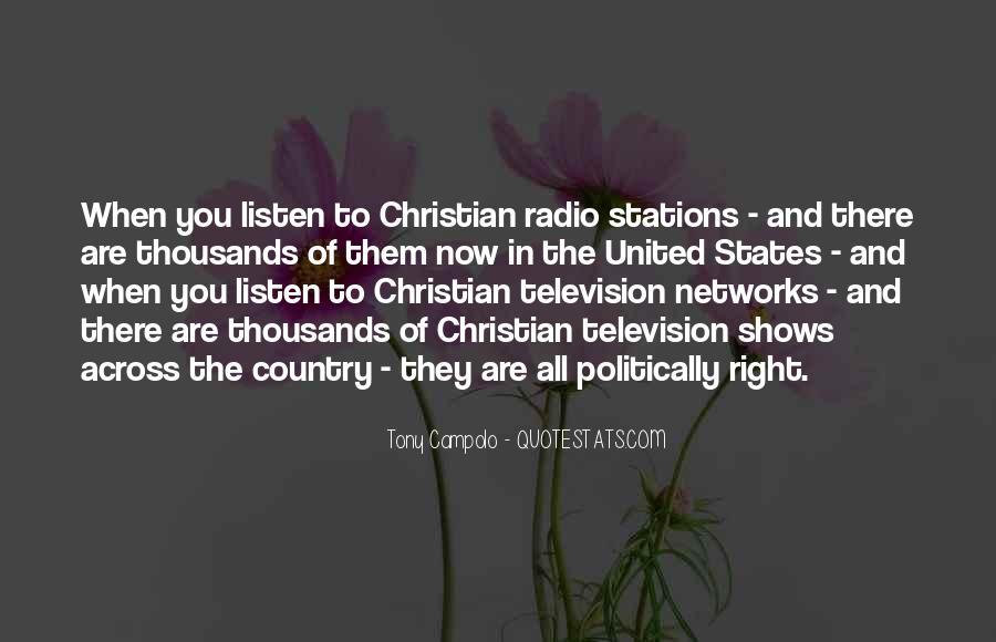 Tony Campolo Quotes #850375