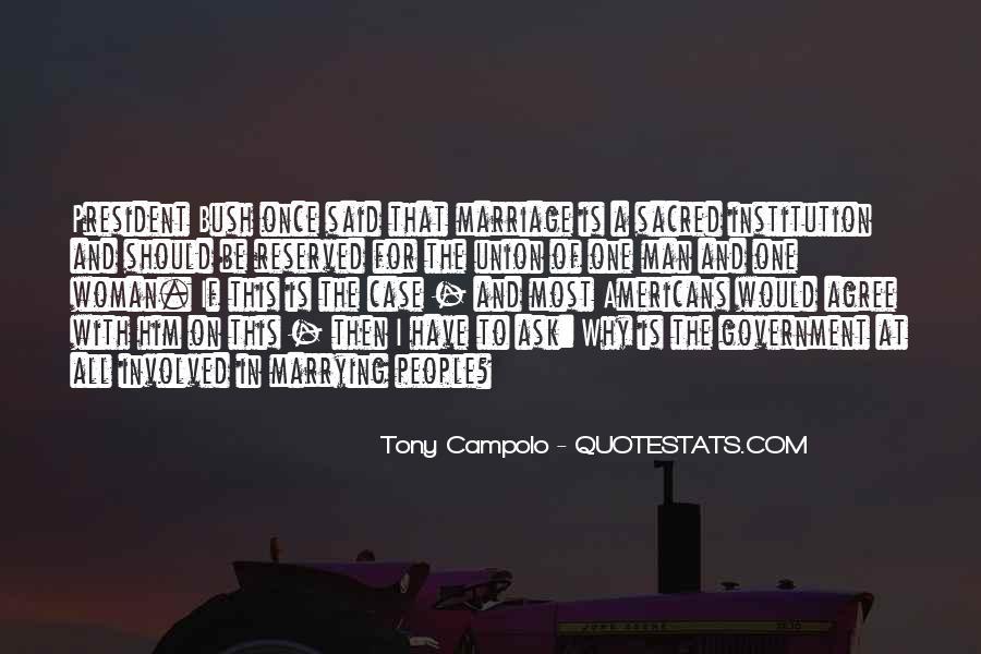Tony Campolo Quotes #862231