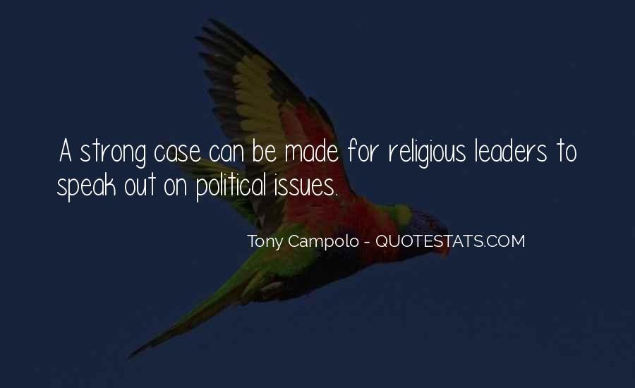 Tony Campolo Quotes #887349