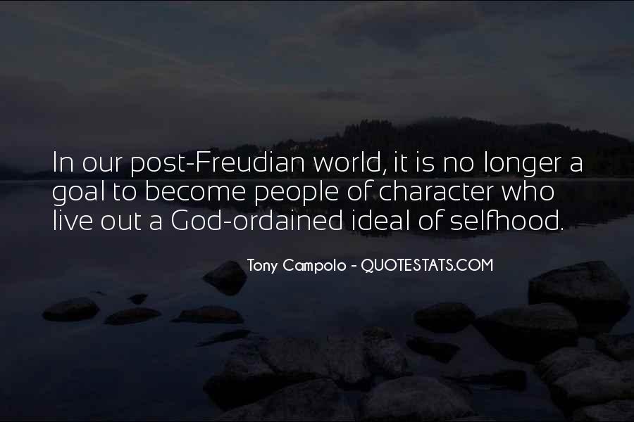 Tony Campolo Quotes #956651
