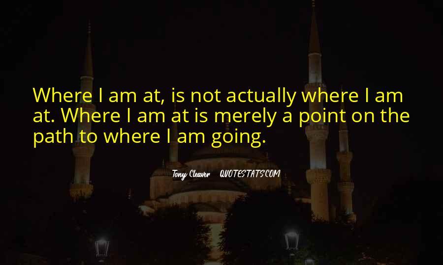 Tony Cleaver Quotes #782898