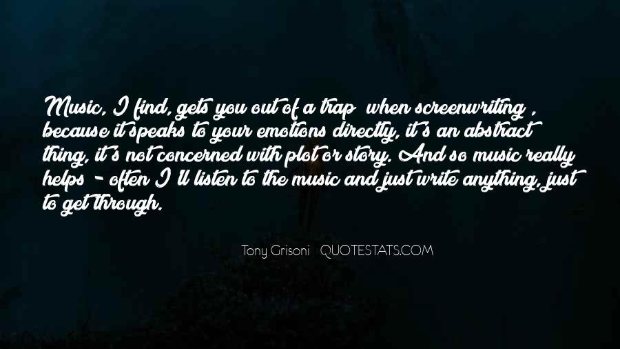 Tony Grisoni Quotes #395115