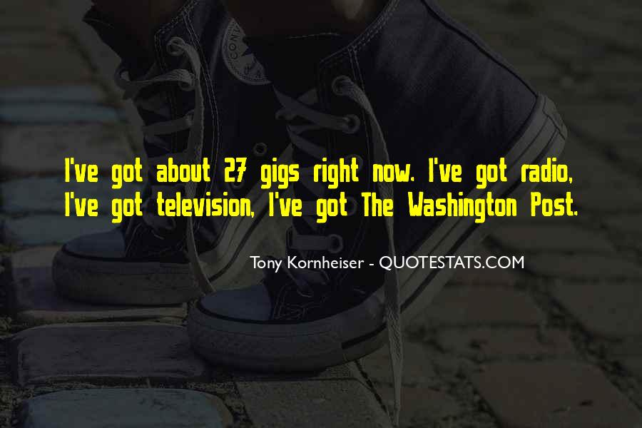 Tony Kornheiser Quotes #1338314
