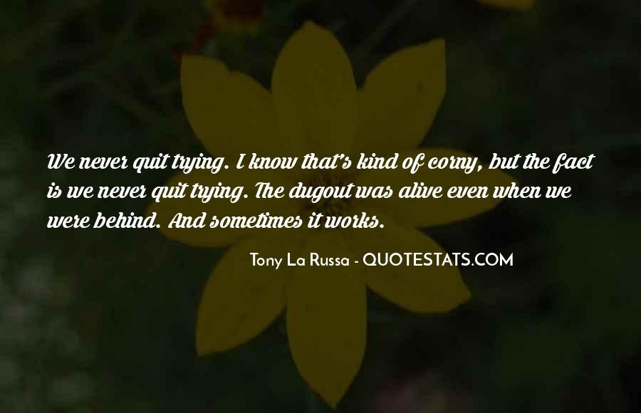 Tony La Russa Quotes #631624