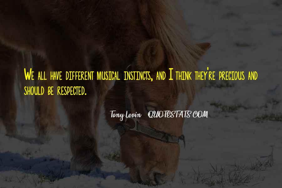 Tony Levin Quotes #48877