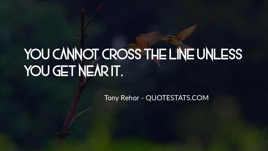 Tony Rehor Quotes #275683