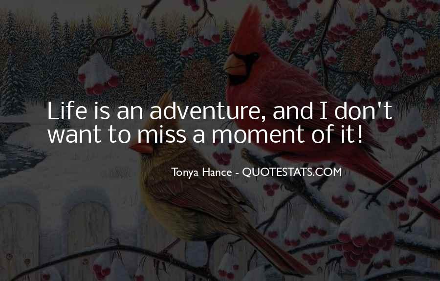 Tonya Hance Quotes #1826515