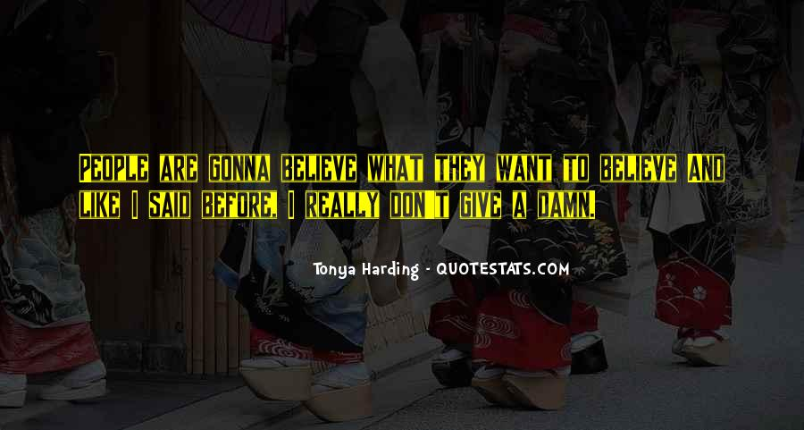 Tonya Harding Quotes #1477015