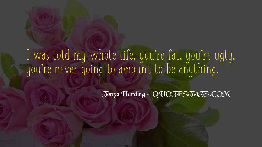 Tonya Harding Quotes #70107