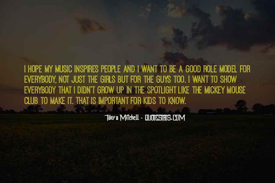 Tonya Mitchell Quotes #1462497