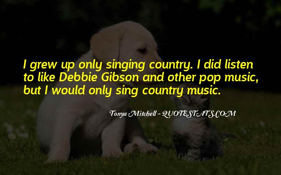 Tonya Mitchell Quotes #77685