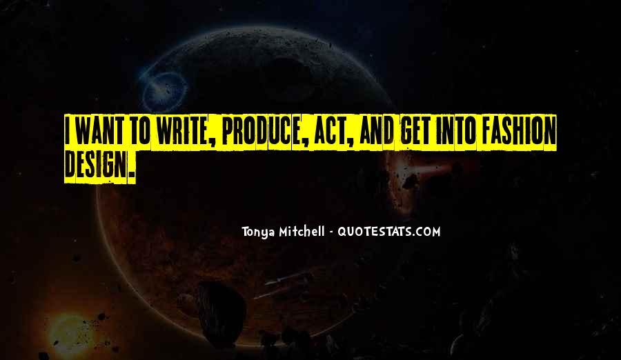 Tonya Mitchell Quotes #806263