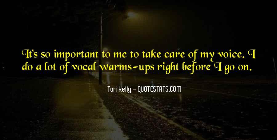 Tori Kelly Quotes #1010530