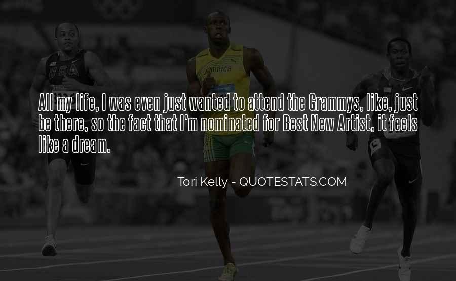 Tori Kelly Quotes #1364613