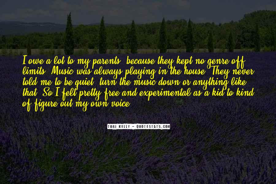 Tori Kelly Quotes #1475970