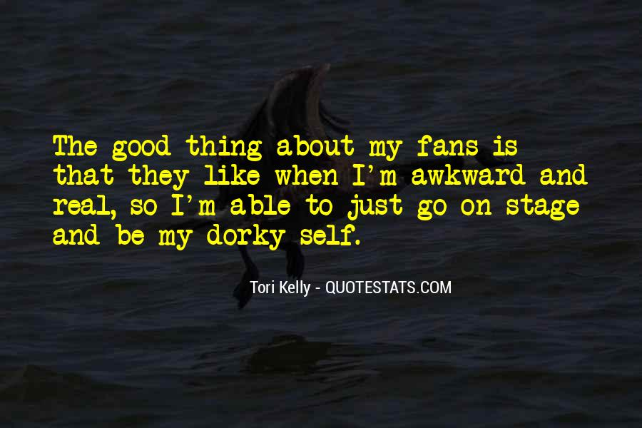 Tori Kelly Quotes #159350