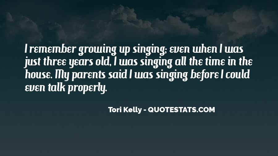 Tori Kelly Quotes #1790999