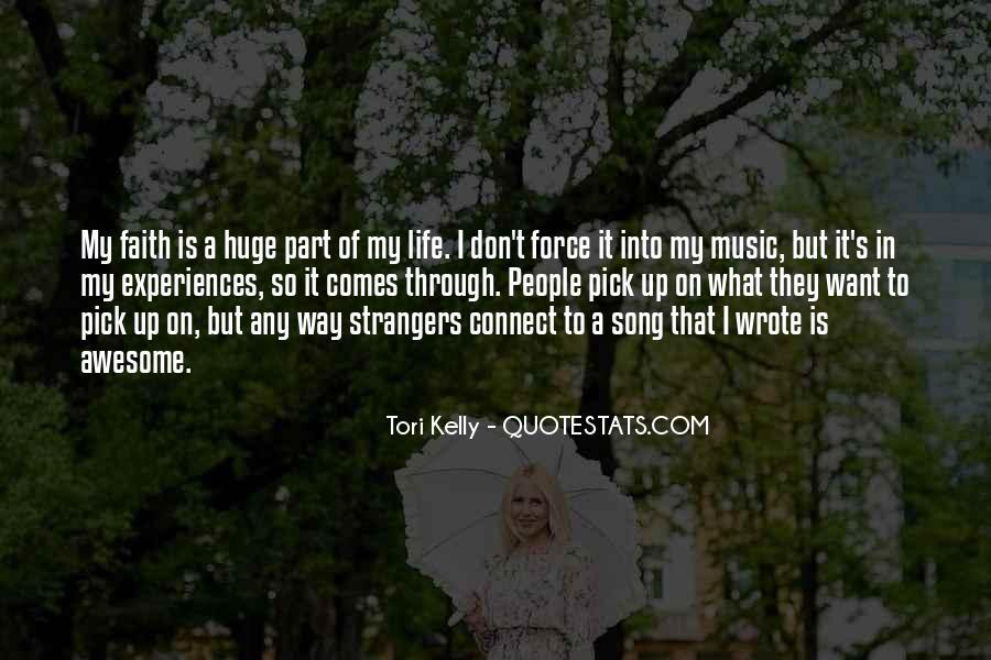 Tori Kelly Quotes #737591