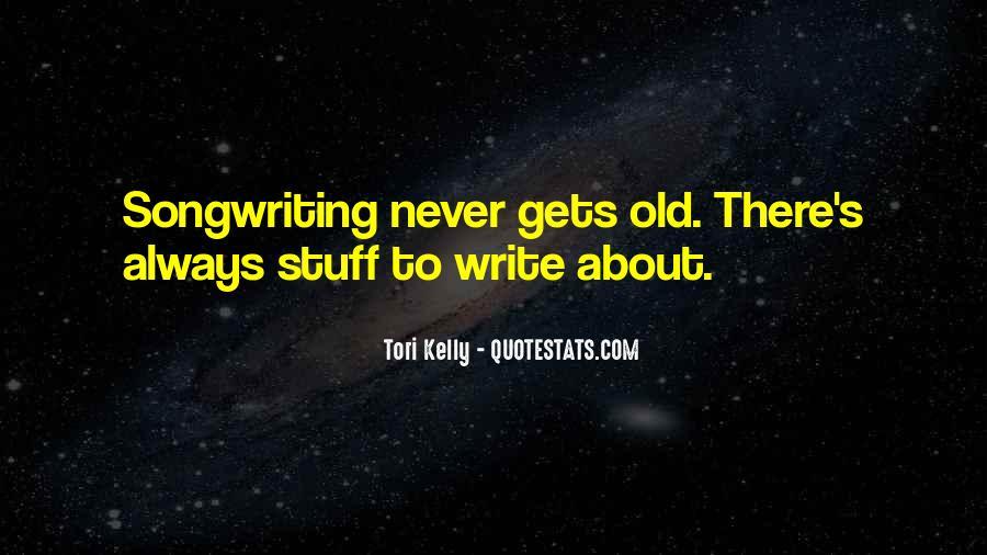 Tori Kelly Quotes #746740