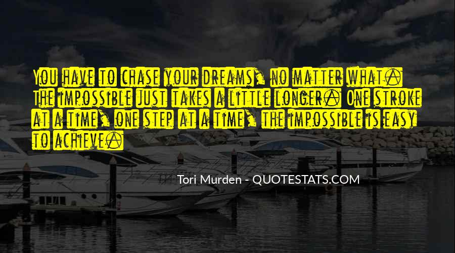 Tori Murden Quotes #1009443