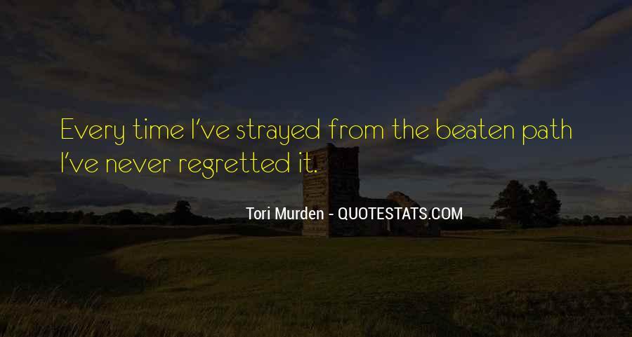 Tori Murden Quotes #1038183
