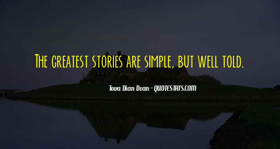 Tova Dian Dean Quotes #1488876