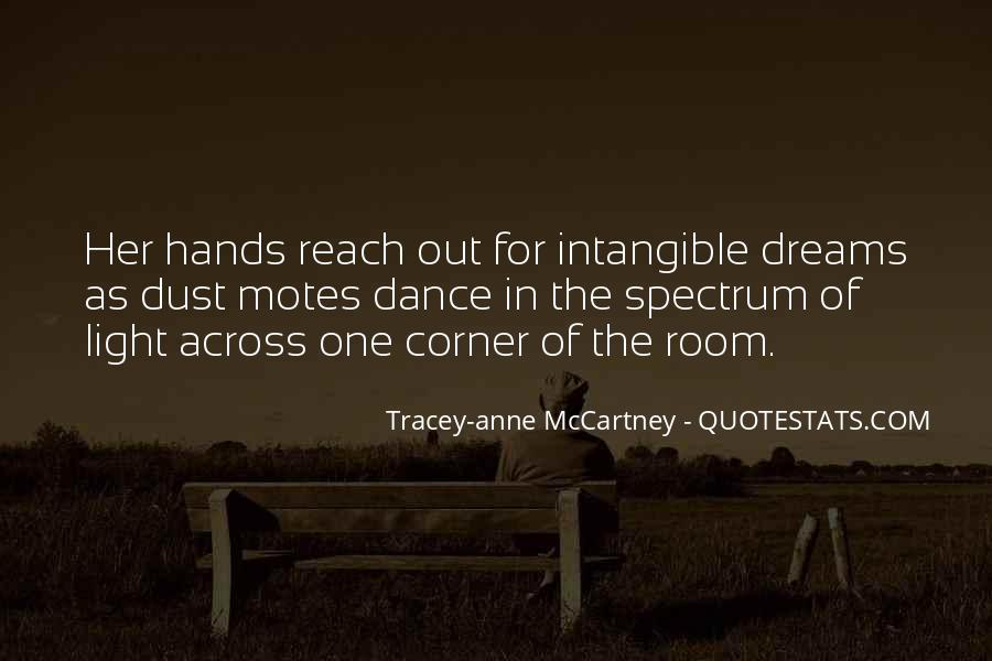 Tracey-anne McCartney Quotes #20548