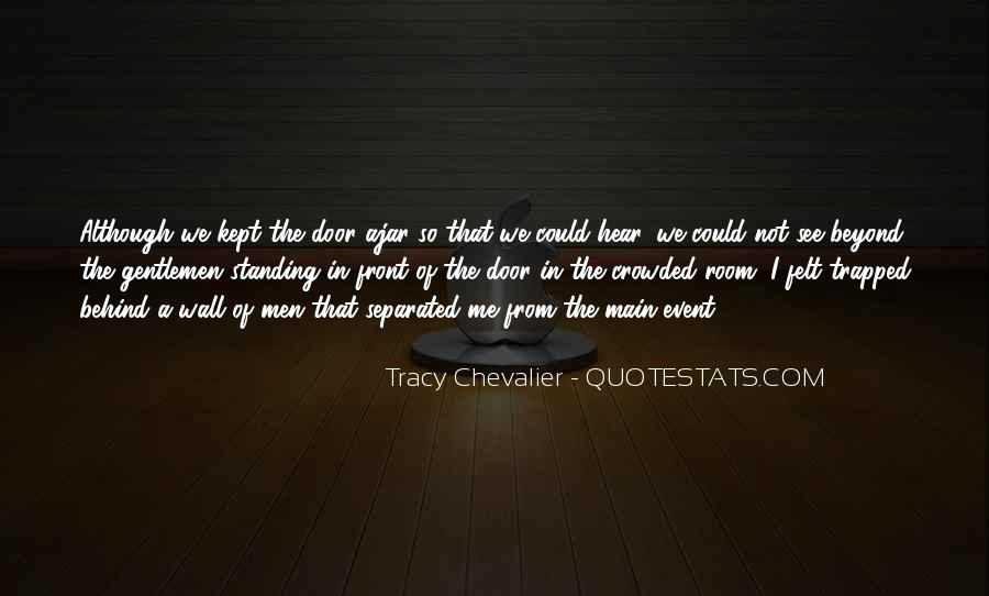 Tracy Chevalier Quotes #1007219