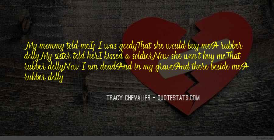 Tracy Chevalier Quotes #1288418