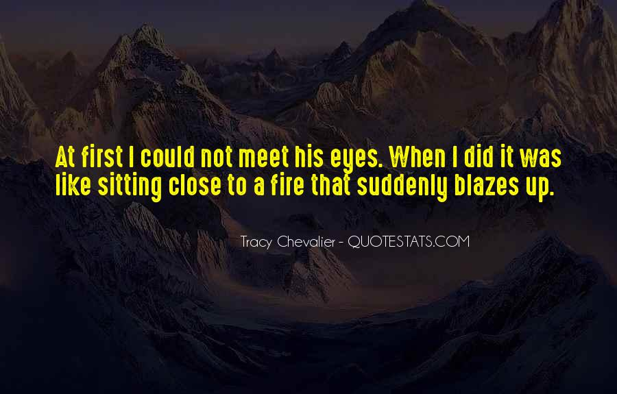Tracy Chevalier Quotes #1314082