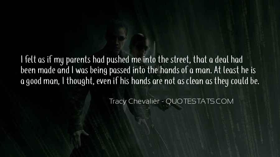 Tracy Chevalier Quotes #1556943